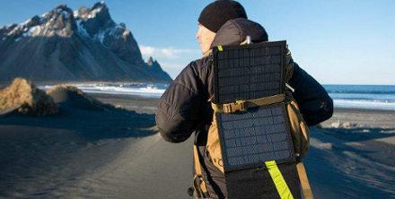 Turystyczne ładowarki solarne - co warto wiedzieć o panelach słonecznych
