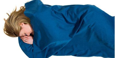 Jaką wkładkę do śpiwora wybrać?