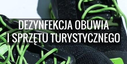 Jak odgrzybić buty, czyli dezynfekcja obuwia i sprzętu sportowego