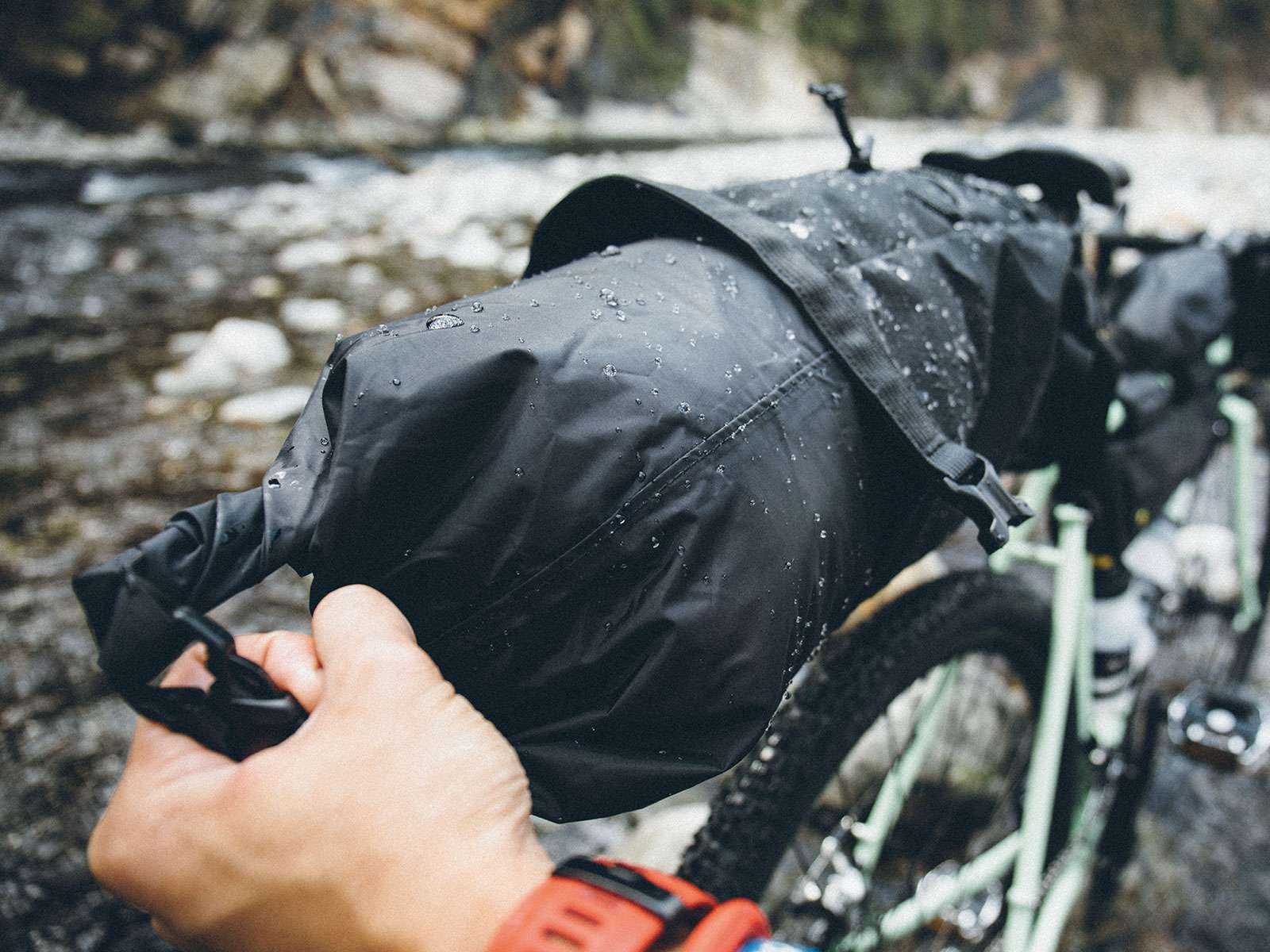 torba do bikepacking