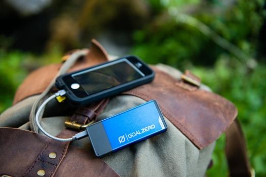 powerbank turystyczny do smartfona
